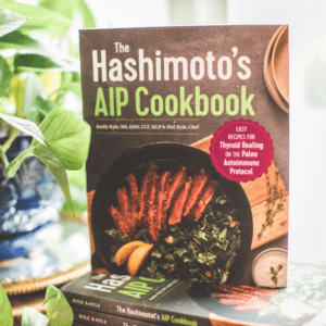 Autographed Copy of The Hashimoto's AIP Cookbook