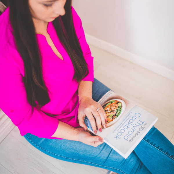 Autographed Copy of The 30-Minute Thyroid Cookbook
